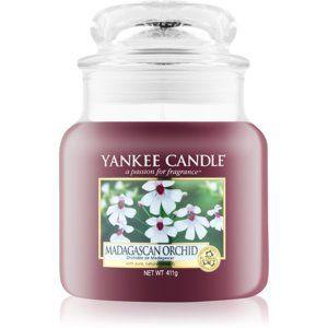 Yankee Candle Madagascan Orchid vonná sviečka 411 g Classic stredná