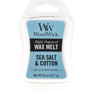 Woodwick Sea Salt & Cotton vosk do aromalampy 22,7 g