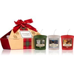 Yankee Candle Alpine Christmas darčeková sada VII.