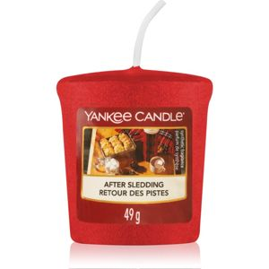 Yankee Candle After Sledding votívna sviečka 49 g