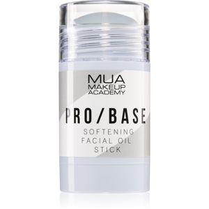 MUA Makeup Academy Pro/Base vyživujúci a hydratačný olej v tyčinke 27 g