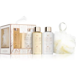 Grace Cole Luxury Bathing Warm Vanilla & Fig darčeková sada