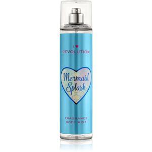 I Heart Revolution Body Mist osviežujúci telový sprej pre ženy s vôňou Mermaid Splash 236 ml