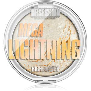 Makeup Obsession Mega rozjasňovač odtieň Lightning
