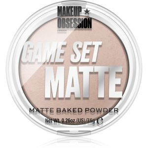 Makeup Obsession Game Set Matte odtieň Cabo 7,5 g