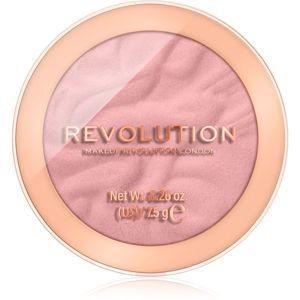 Makeup Revolution Reloaded dlhotrvajúca lícenka odtieň Violet love 7,5 g