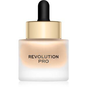 Revolution PRO Highlighting Potion tekutý rozjasňovač s kvapkadlom odtieň Gold Elixir 17 ml