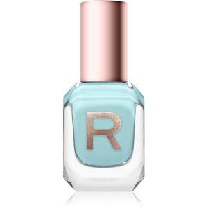 Makeup Revolution High Gloss vysoko krycí lak na nechty s vysokým leskom odtieň Gentle 10 ml