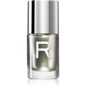 Makeup Revolution Duo Chrome lak na nechty s holografickým efektom odtieň Oracle 10 ml
