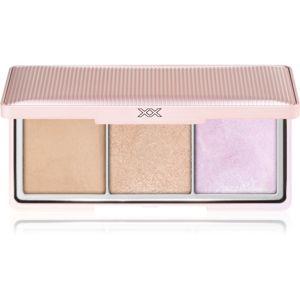 XX by Revolution COMPLEXXION PALETTE paletka pre celú tvár odtieň Elemental 3x4,5 g