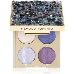Revolution PRO Ultimate Eye Look paletka očných tieňov odtieň Hidden Jewels 3,2 g