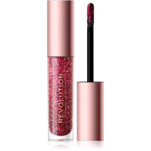 Makeup Revolution Viva Glitter Body Gloss Glitre na tvár i telo odtieň Festival Love 3,7 ml