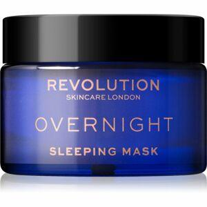 Revolution Skincare Overnight nočná revitalizačná maska pre obnovu pleti 50 ml