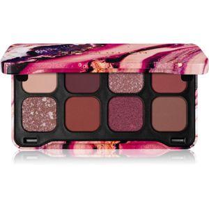 Makeup Revolution Forever Flawless paletka očných tieňov II. odtieň Dynamic Allure 8 g