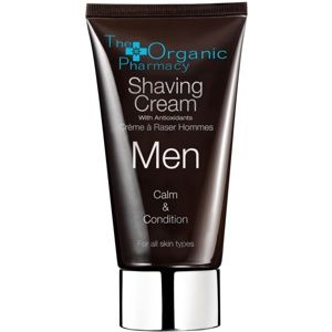 The Organic Pharmacy Men krém na holenie 75 ml