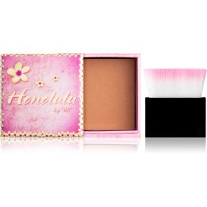 W7 Cosmetics Honolulu bronzer so štetčekom 6 g