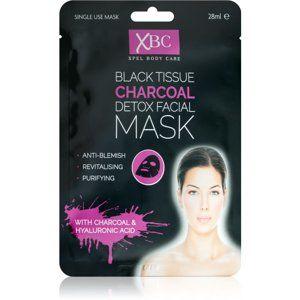 Charcoal Mask detoxikačná maska 28 ml
