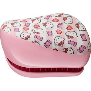 Tangle Teezer Compact Styler Hello Kitty kefa typ Hello Kitty Candy Stripes