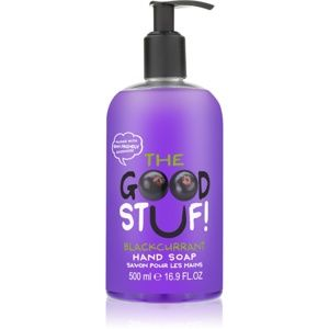 I love... The Good Stuff Blackcurrant tekuté mydlo na ruky 500 ml