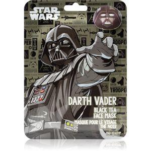 Mad Beauty Star Wars Darth Vader plátenná maska s extraktom z čajovníku 25 ml