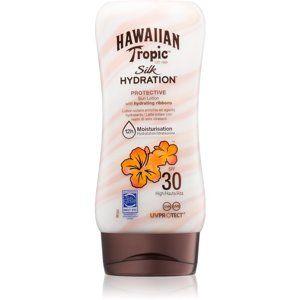 Hawaiian Tropic Silk Hydration hydratačný krém na opaľovnie SPF 30 180 ml