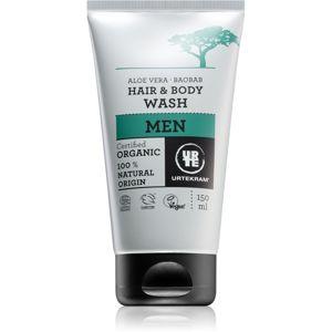 Urtekram Men sprchový gél a šampón 2 v 1 pre mužov 150 ml