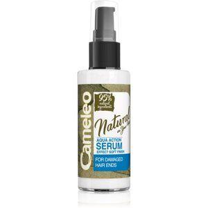 Delia Cosmetics Cameleo Natural vlasové sérum na rozstrapkané končeky vlasov