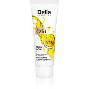 Delia Cosmetics Vitamine C + vyživujúci antioxidačný krém 50 ml