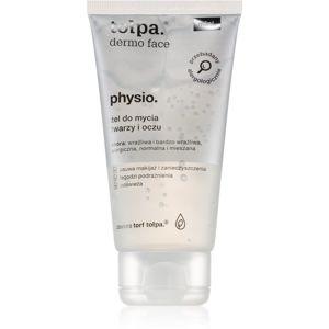 Tołpa Dermo Face Physio umývací gél na tvár 75 ml