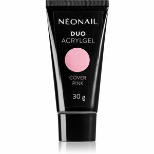 NeoNail Duo Acrylgel Cover Pink gél pre modeláž nechtov odtieň Cover Pink 30 g