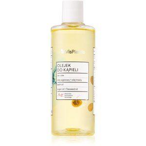 Vis Plantis Herbal Vital Care Argan Oil & Flaxseed Oil olej do kúpeľa 300 ml