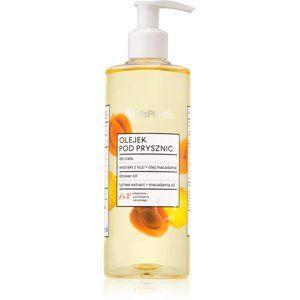 Vis Plantis Herbal Vital Care Lychee & Macadamia Oil sprchový olej 300 ml