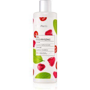Vis Plantis Herbal Vital Care Cranberry + Cloudberry čistiaci sprchový gél na každodenné použitie 400 ml