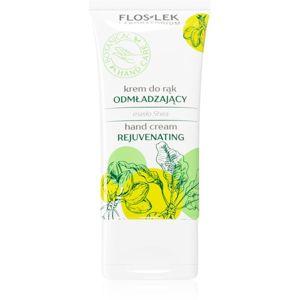 FlosLek Laboratorium Hand Cream Rejuvenating krém na ruky proti starnutiu pokožky a pigmentovým škvrnám 50 ml