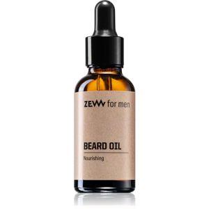 Zew For Men olej na bradu s vyživujúcim účinkom 30 ml