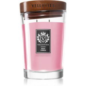 Vellutier Rosy Cheeks vonná sviečka 515 g