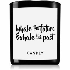 Candly & Co. Inhale the future vonná sviečka 250 g