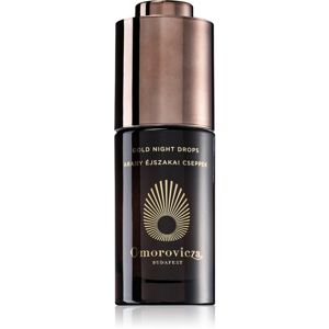 Omorovicza Gold Night Drops obnovujúce pleťové sérum so zlatom 30 ml