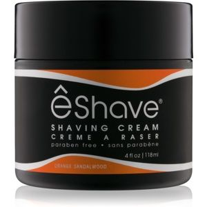 eShave Orange Sandalwood krém na holenie