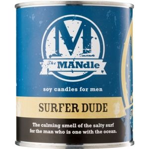 The MANdle Surfer Dude vonná sviečka 425 g