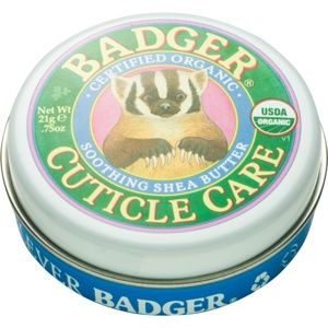 Badger Cuticle Care balzam na ruky a nechty 21 g
