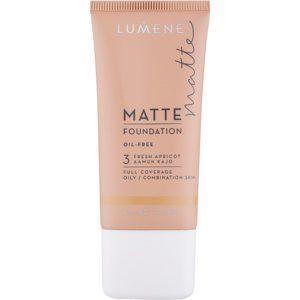 Lumene Matt Control make-up pre normálnu až zmiešanú pleť