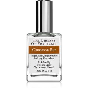 The Library of Fragrance Cinnamon Bun kolínska voda unisex 30 ml