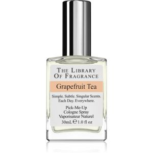 The Library of Fragrance Grapefruit Tea kolínska voda unisex 30 ml