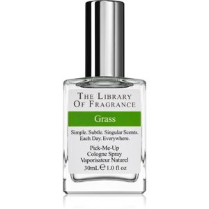 The Library of Fragrance Grass kolínska voda unisex 30 ml