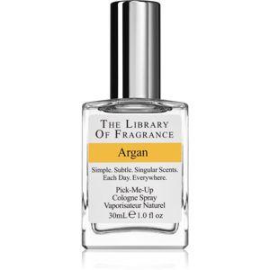 The Library of Fragrance Argan kolínska voda unisex 30 ml