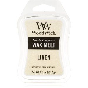 Woodwick Linen vosk do aromalampy 22,7 g