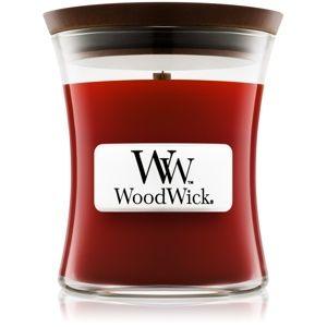 Woodwick Cinnamon Chai vonná sviečka 85 g malá