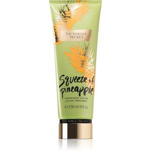 Victoria's Secret Squeeze of Pineapple telové mlieko pre ženy 236 ml