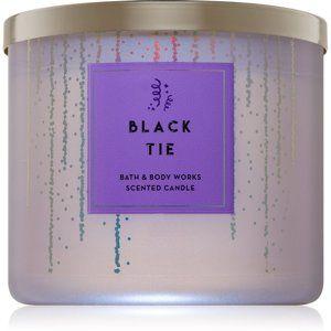 Bath & Body Works Black Tie vonná sviečka 411 g I.
